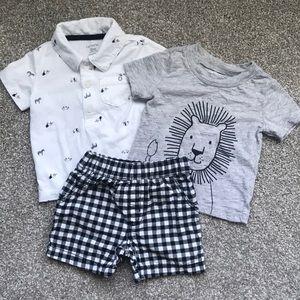 Carter's Animal Outfit Bundle